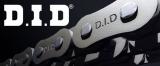 Приводные цепи D.I.D для мотоциклов и мототехники